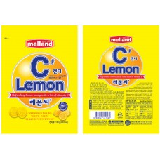Kẹo Melland C'Lemon 100g