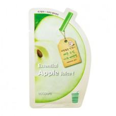 Mặt nạ trắng da Ecopure Apple