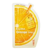 Mặt nạ trắng da Ecopure Orange (date 31/10/2017)