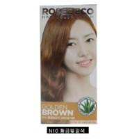 Hair-dye Rosee Eco (Golden Brown) N10