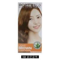 Thuốc nhuộm tóc Rosee Eco (Nâu Sáng) N8