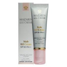 B.B Cream dưỡng trắng Mazarin With Caviar