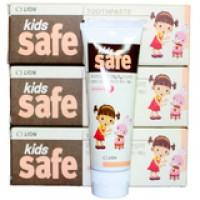 Kem đánh răng Kids Safe dâu